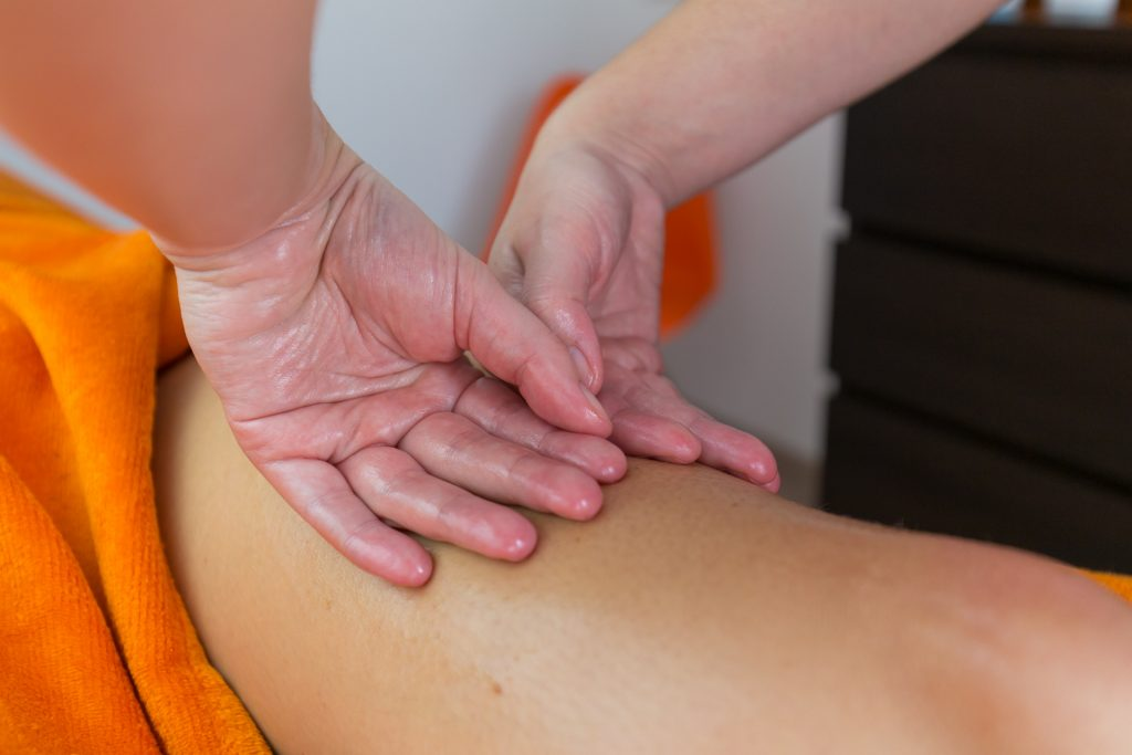 Plattgriff massage sportmassage